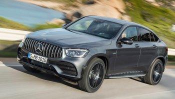 Mercedes-AMG GLC 43 4MATIC Coupe 2020 ใหม่ ราคา 4.99 ล้านบาท เปิดตัว Motor Expo 2019