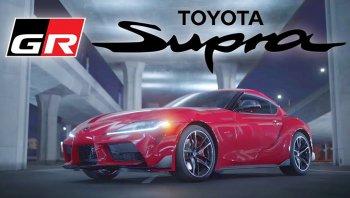 All-new Toyota Supra GR Sport 2020 ปลุกความเร้าใจในไทย ราคา 4,999,000 บาท