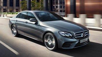 ราคาและตารางผ่อน ดาวน์ Mercedes-Benz E-Class