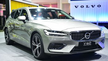 Volvo V60 T8 Twin Engineปี 2020 เปิดราคาอย่างงาม 2,290,000บาท
