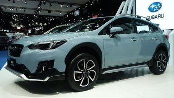 Subaru Forester 2020 และ Subaru XV 2020 เพิ่มระบบกล้อง 360 องศา พร้อมราคาจำหน่ายใหม่