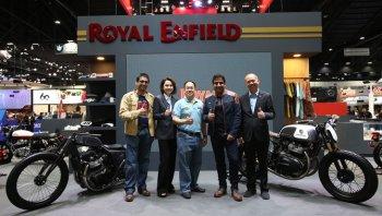 Royal Enfield ส่งรถมอเตอร์ไซค์มาตรฐานไอเสีย ยูโร 4 ทำตลาดในประเทศไทยครบทุกรุ่น