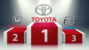 Toyota ยังครองแชมป์! สรุปยอดจองรถยนต์ในงาน Motor Expo 2019