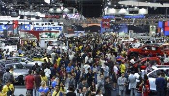 สรุป Motor Expo 2019 เก๋งเล็กยืนหนึ่ง
