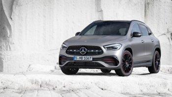 Mercedes-Benz GLA 2020 โฉมใหม่ ครอสโอเวอร์เอสยูวีพรีเมียมสำหรับคนเมือง