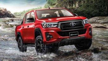รีวิว Toyota Hilux Revo Rocco 2019 ราคาเริ่ม 8.3 แสนบาท