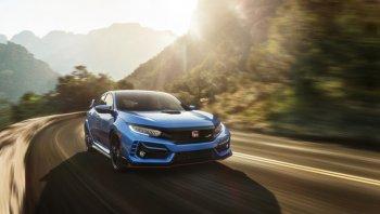 Honda Civic Type R 2020 ไมเนอร์เชนจ์ เตรียมวางขายปลายมีนาคม