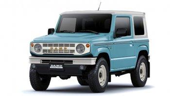 Suzuki Jimny 2020 แต่งใหม่เท่กว่าเก่า โชว์งาน Tokyo Auto Salon 2020