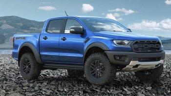 รีวิว Ford Ranger Raptor 2020 เข้มแกร่ง ตกแต่งสปอร์ต