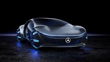 เก็บตกงาน CES 2020 กับ Mercedes-Benz Vision Avatar คอนเซ็ปต์ล้ำจากดาวแพนดอร่า