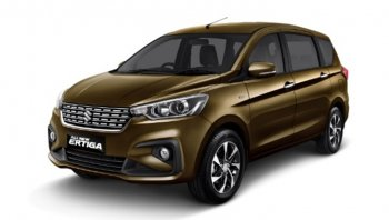 Suzuki Ertiga 2020 อินโดฯ รุ่นปรับปรุงสีใหม่ ภายในอัปเกรด ราคาเดิม