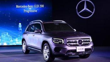 Mercedes-Benz GLB 200 รถ SUV เล็ก 7 ที่นั่ง พร้อมเปิดตัวในไทยปี 2563