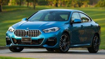 BMW 218i Gran Coupe M Sport ราคา 2.399 ลบ. เปิดตัวในไทย