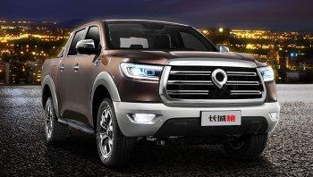 Great Wall Cannon 2020 ผู้ท้าชิงหน้าใหม่ตลาดรถกระบะไทย