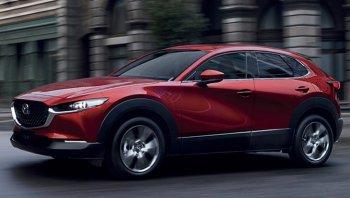 ราคาและตารางผ่อน ดาวน์ Mazda CX-30 2020