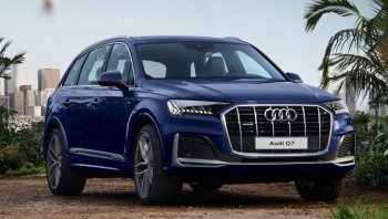 ราคาและตารางผ่อน ดาวน์ Audi Q7