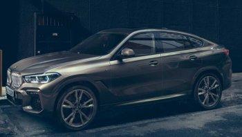 รีวิว BMW X6 สปอร์ตครอสโอเวอร์ ราคา 7.299 ล้านบาท