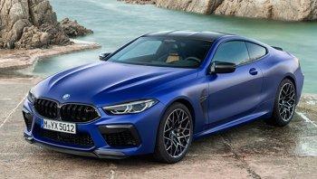 รีวิว BMW M8 Competition Coupe สปอร์ตสุดพลัง 625 แรงม้า