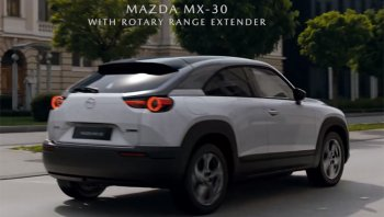 Mazda MX-30 จะติดตั้งเครื่อง Rotary เป็น Range Extender