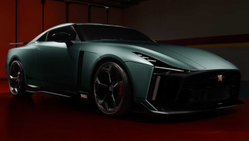 Nissan GT-R50 2020 Italdesign ราคาเบา ๆ ไม่รวมภาษี 34 ล้านบาท