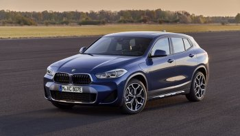 BMW X2 xDrive25e ใหม่! กับขุมพลังปลั๊กอินไฮบริด