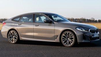 BMW 6 Series Gran Turismo 2020 ใหม่ เปิดตัว คาดมาไทยปลายปี 2563