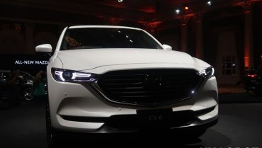ราคาและตารางผ่อน ดาวน์ Mazda CX-8
