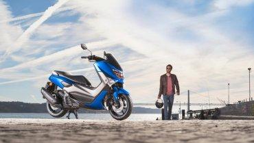 เปิดตัว Yamaha Nmax 155 ปี 2020 รอลุ้นเข้าไทยปีหน้า ?