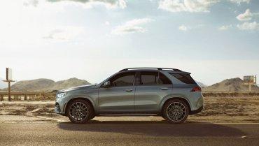 ราคาและตารางผ่อน ดาวน์ Mercedes-Benz GLE 300 d
