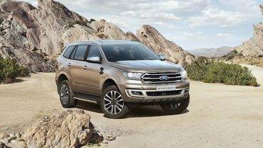 รีวิว Ford Everest 2020 รถ PPV 7 ที่นั่ง ราคาเริ่ม 1.299 ล้านบาท