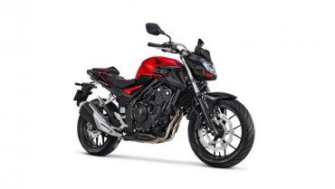 ปรับสีสันประจำปี Honda CB500F 2020