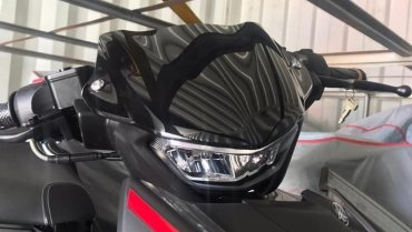 เผยภาพหลุด All New Yamaha Exciter 155 VVA 2020