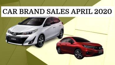 ยอดขายรถยนต์ เมษายน 2563 ยอดตกกว่า 60%