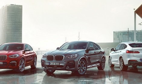 ราคาและตารางผ่อน ALL NEW BMW X4 2019 พร้อมออกไปเผชิญทุกความท้าทาย อวดโฉมดีไซน์ที่ทันสมัย