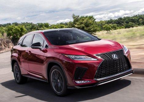 Lexus RX 2019 ใหม่ เปิดตัวในไทย มีให้เลือก 3 รุ่นหลัก ราคา 4.23-7.6 ล้านบาท