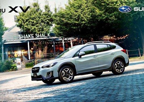 Subaru XV 2019 โปรโมชั่นตุลาคม 2562 ฟรีค่าบำรุงรักษานานถึง 10 ปี !!