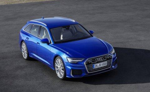 เผยโฉม Audi A6 Avant 2018 มาในร่างสปอร์ต 5 ประตู สุดหรู