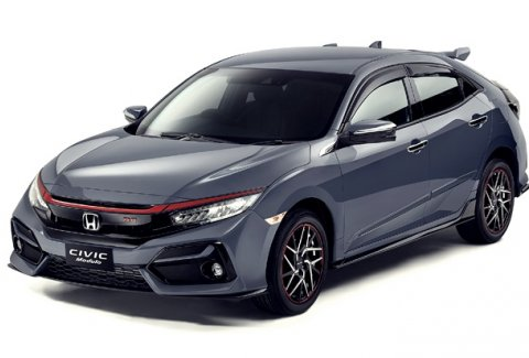 Honda Civic Hatchback 2020 ชุดแต่ง Modulo หล่อแล้วยังเท่อีก