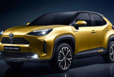 Toyota Yaris Cross 2020 เผยโฉมแล้วในฐานะ B-SUV เล็กกว่า C-HR