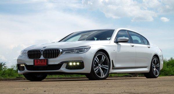 รีวิว BMW 730 Ld M Sport เรียบหรู พร้อมฟังก์ชั่นอำนวยความสะดวกครบครัน