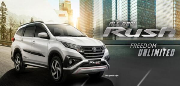 รีวิว Toyota Rush 2018 mini MPV ดีไซน์สปอร์ต สัมผัสประสบการณ์ใหม่ของการเดินทาง!