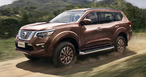 รีวิว Nissan Terra 2018 PPV ใหม่น่าขับที่จะเข้ามาทำให้ตลาด ลุกเป็นไฟ!