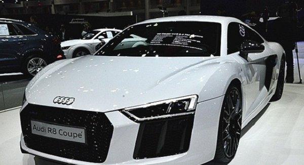 รีวิว Audi R8 2018 ซูเปอร์คาร์สไตล์คูเป้ แรง หรู เท่ไม่เหมือนใคร