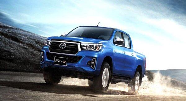 รีวิว Toyota Hilux Revo 4x4 2.8 G AT เข้มทรงพลังพร้อมลุยในทุกเส้นทาง