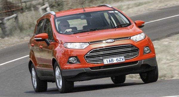 รีวิว Ford Ecosport 2018-2019  นิยามใหม่ของรถ SUV