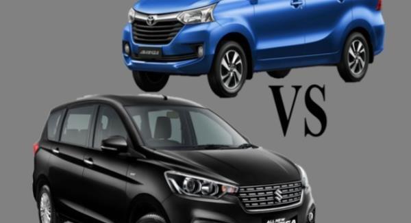 ใครกันแน่ที่จะเป็นดาวค้างฟ้า ระหว่าง Toyota Avanza 2018 กับ Suzuki Ertiga 2018