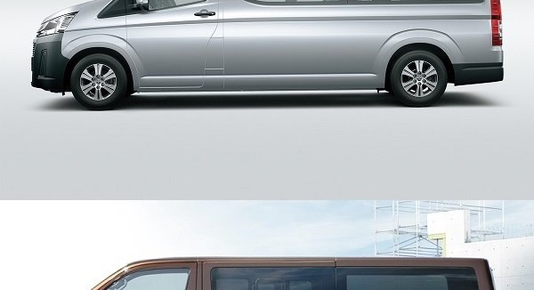 วัดกันแรงๆสำหรับรถตู้ขวัญใจมหาชนระหว่าง Toyota Commuter 2019 กับคู่แข่ง Nissan Urvan 2019