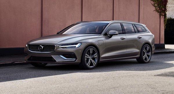 รีวิว Volvo V60 2019 จุดเหนือสุดแห่งยนตรกรรม