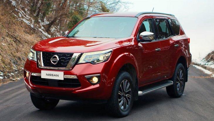 Nissan Terra โฉมใหม่ 2018 มาพร้อมรูปทรงภายนอกที่ให้ความโฉบเฉี่ยวดูสปอร์ตเพิ่มขึ้น