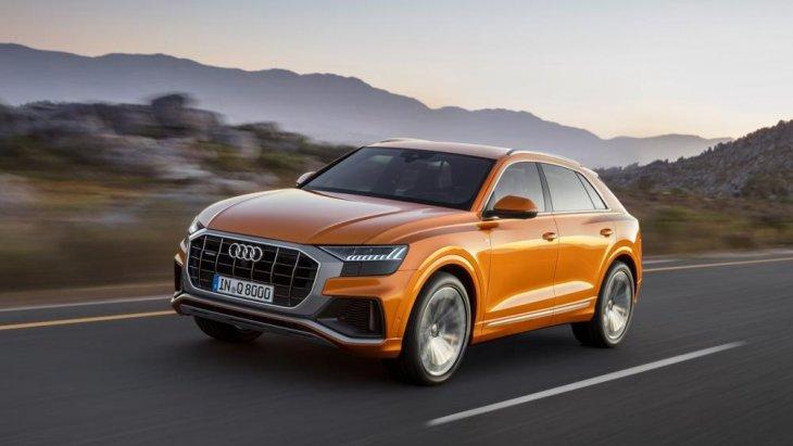 Audi Q8 2019 เอสยูวีที่มีภาพลักษณ์สะดุดตา โดดเด่นทุกการขับขี่